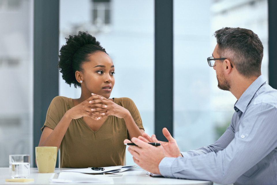 Tips on how to answer 6 difficult interview questions.