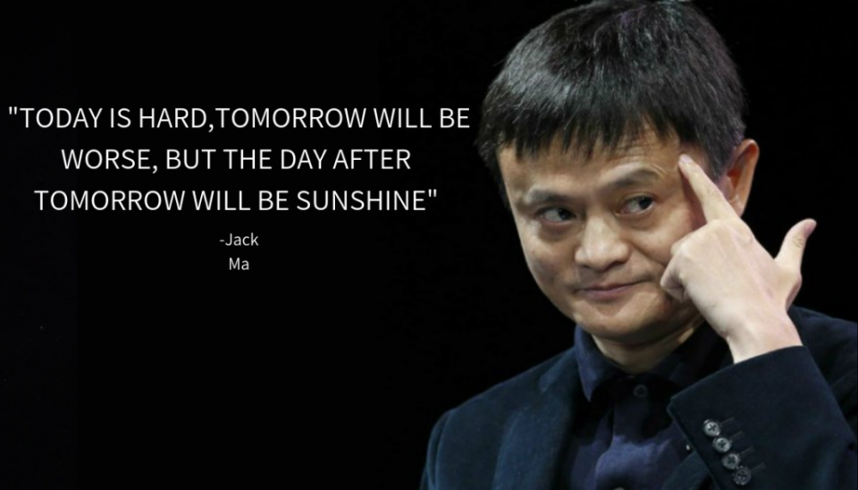 Career Inspiration of Jack Ma